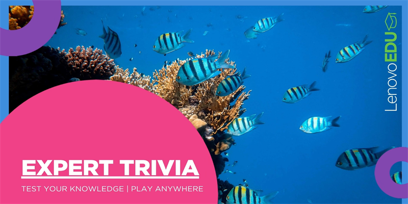 How well do you know the ocean? (Trivia)