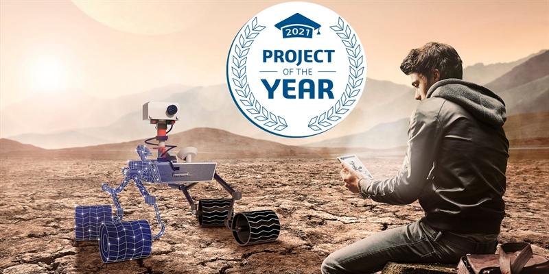 Global Student Teams Compete in Dassault Systèmes 2021 Project of the Year
