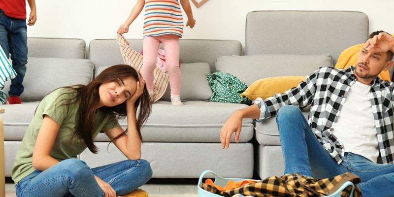 5 ways parents can get quiet time on the weekends