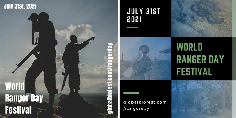 Celebrate World Ranger Day!